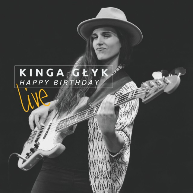 Kinga Kłyk, Happy Birthday Live