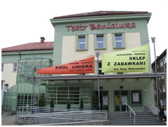 Teatr Lalek Banialuka w Bielsku-Białej