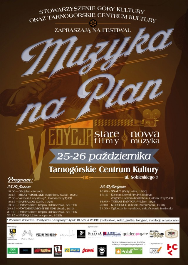 Muzyka na Plan